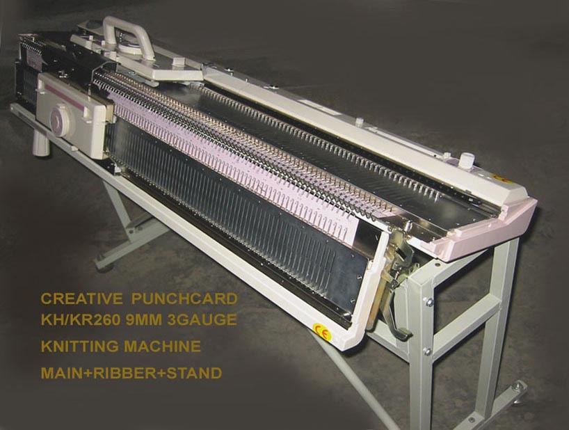 Creative Knitting Machine Parts